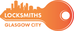 Locksmiths Glasgow City Logo