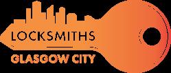 Locksmiths Glasgow City Logo